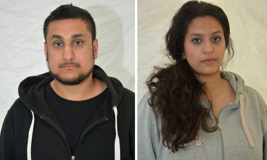 UK Husband and Wife Convicted of Planning Bomb Attack
