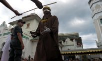 Christian Woman, 60, Publicly Caned in Indonesia for Breaking Sharia Law