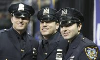 New York Police Add 1,123 New Officers, Including 3 Brothers
