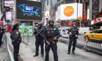 NYC Police: We're Ready for New Year's Eve in Times Square