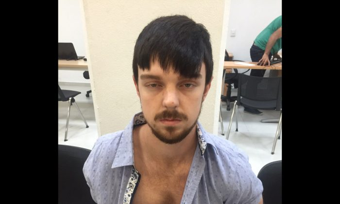 Ethan Couch. (Mexico's Jalisco state prosecutor's office via AP)
