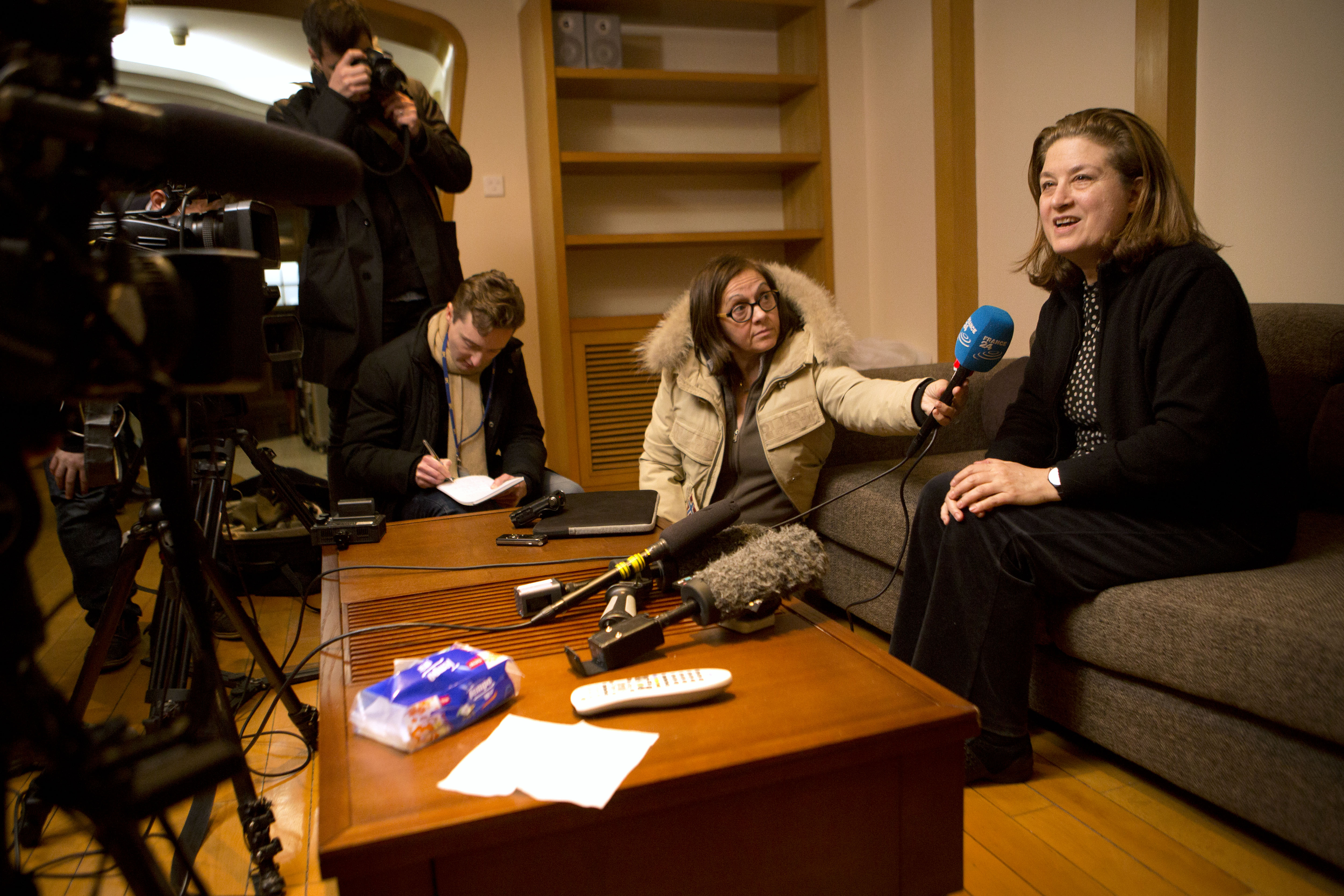 The French Journalist Who Became Public Enemy No. 1 in China