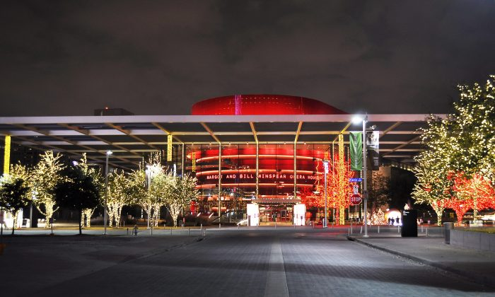 AT&T Performing Arts Center - Winspear Opera House. (Epoch Times)