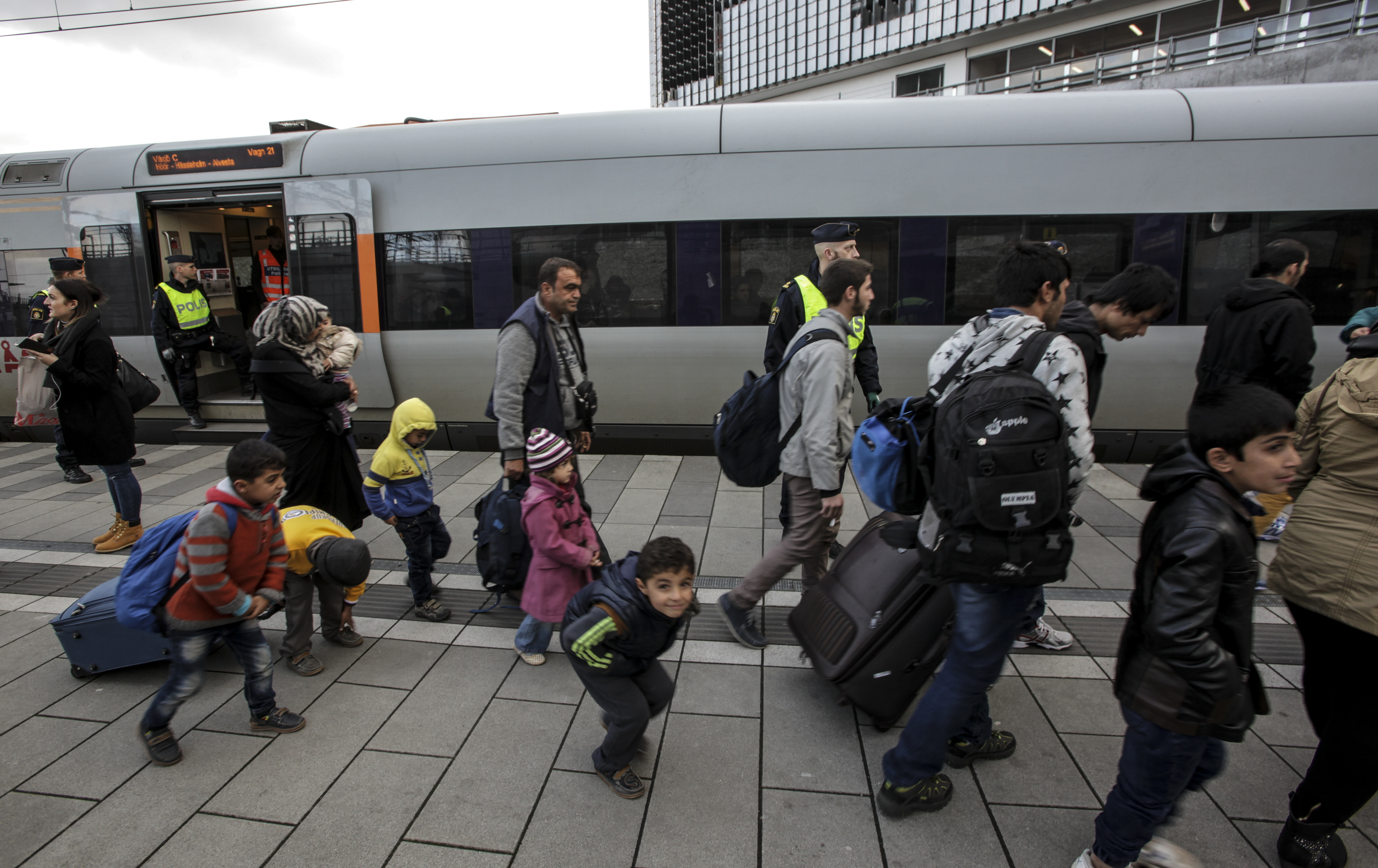Denmark's New Plan to Deter Migrants: Seize Their Valuables