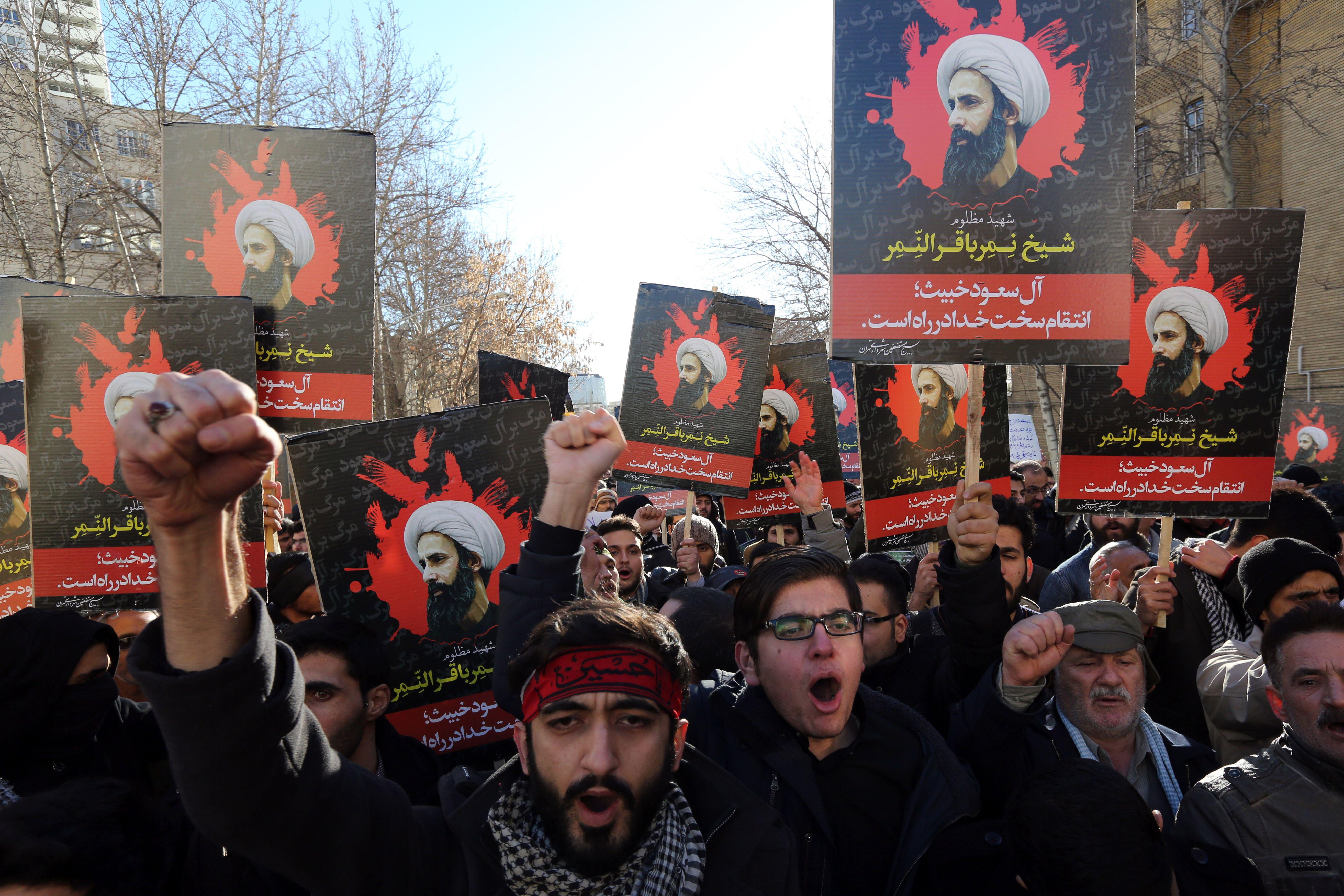 Old Enemies Renew Hostility: Saudi Arabia vs. Iran