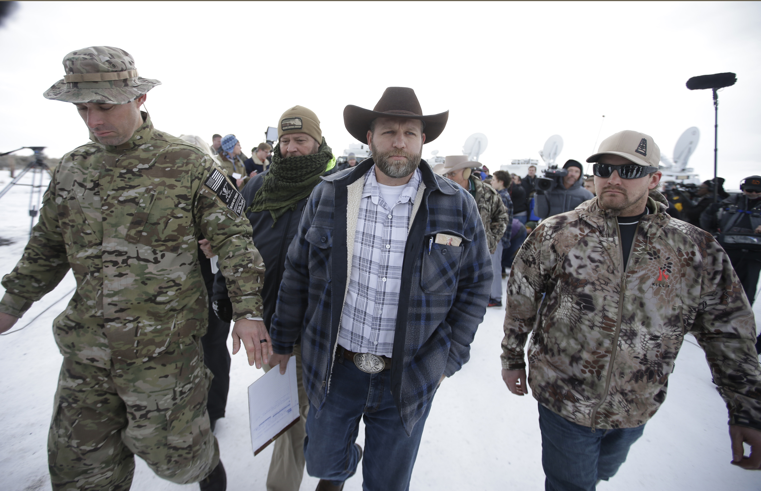 Malheur Occupation in Oregon: Whose Land Is It Really?