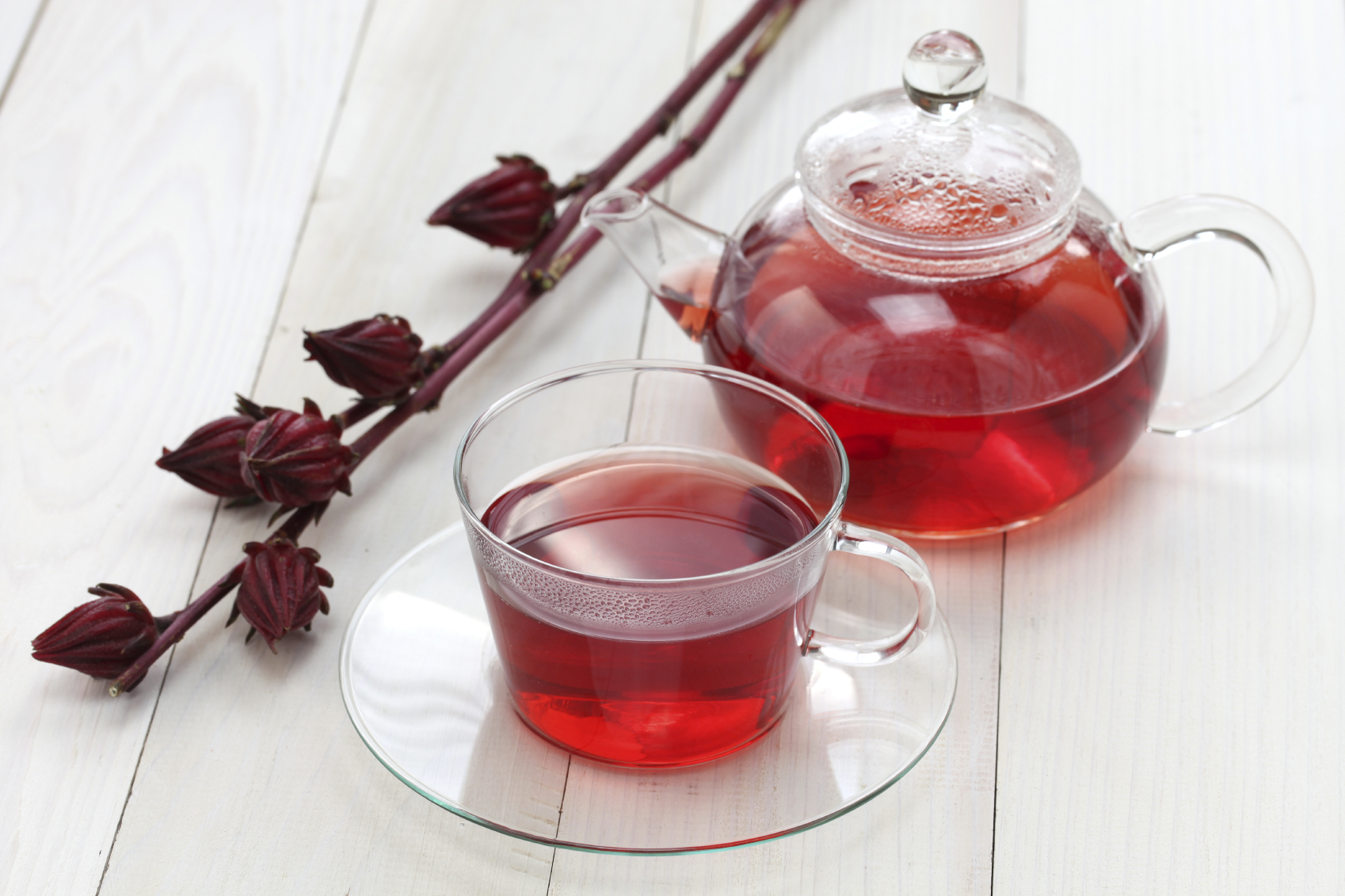 Hibiscus Tea For Weight Loss Blood Pressure And Inflammation