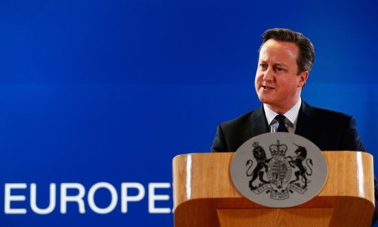 Free Vote on EU Referendum Could See Cameron Keep the Peace Within His Party