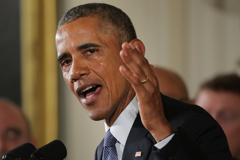 NRA President Challenges Obama to Debate on Gun Control