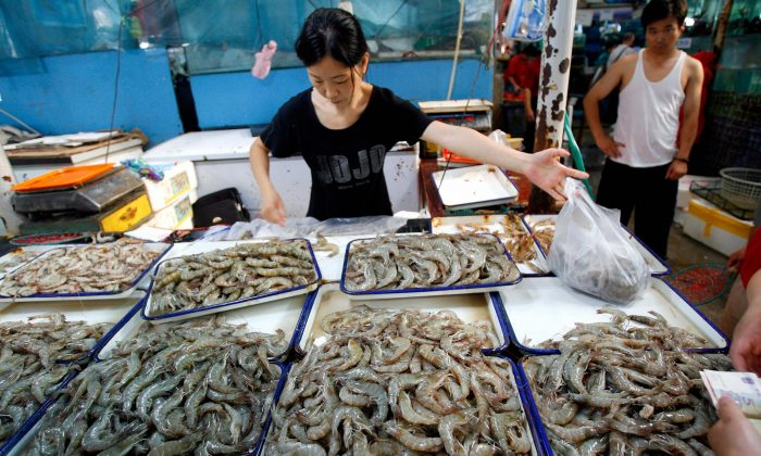 The Curious Case of the Gel-Injected Shrimp From China