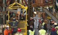 NY Salt Miners Rescued After Frigid Night in Stuck Elevator