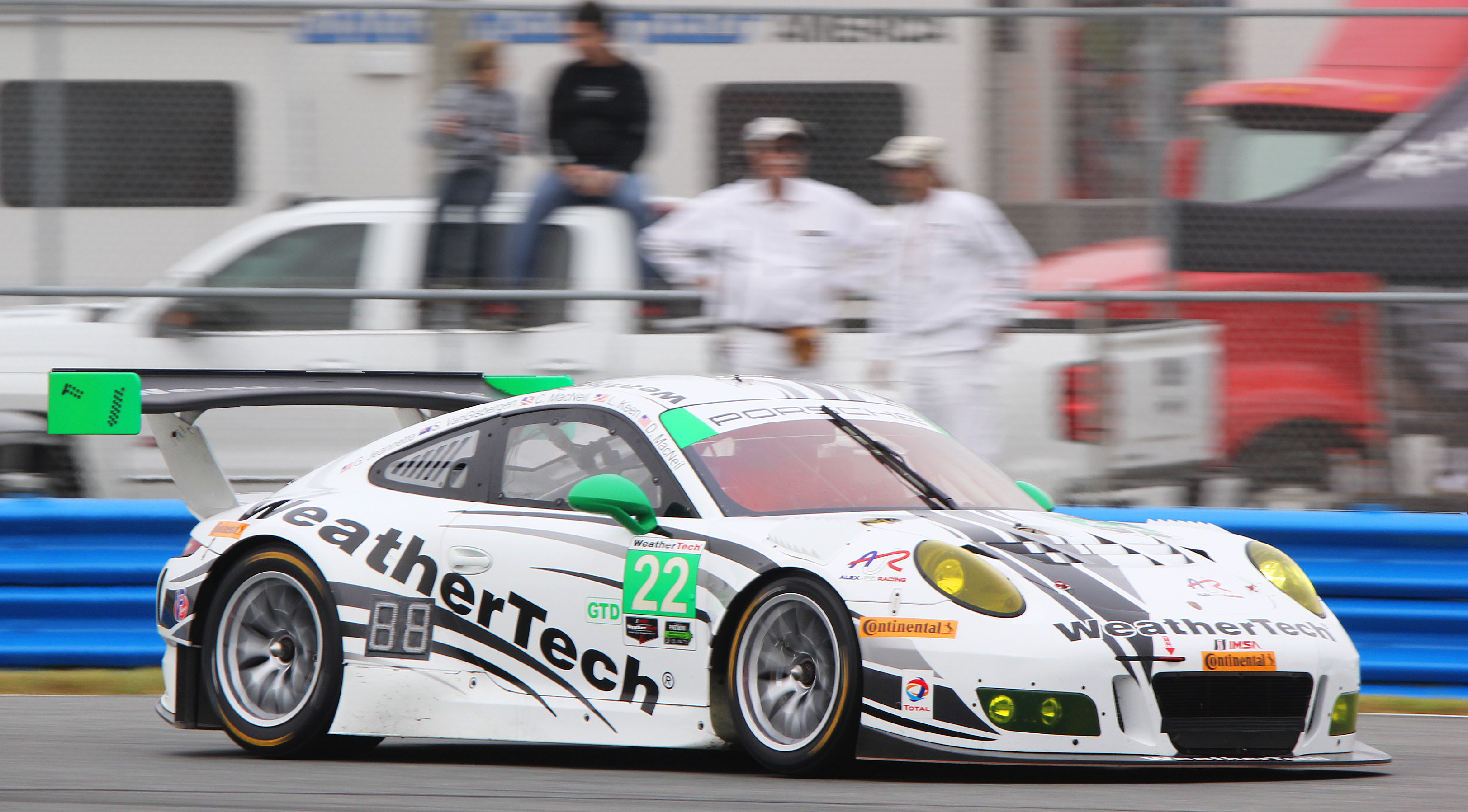 Weathertech Roar Before The 24 Most Varied And Most