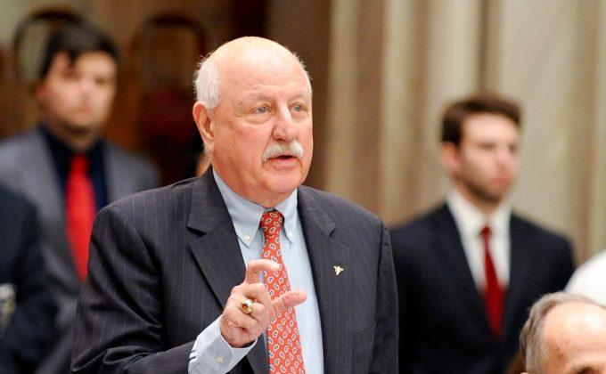 New York State Senator Kenneth P. LaValle (courtesy of the New York State Senate)