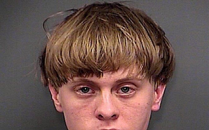 This June 18, 2015, file photo, provided by the Charleston County Sheriff's Office shows Dylann Roof. (Charleston County Sheriff's Office via AP)