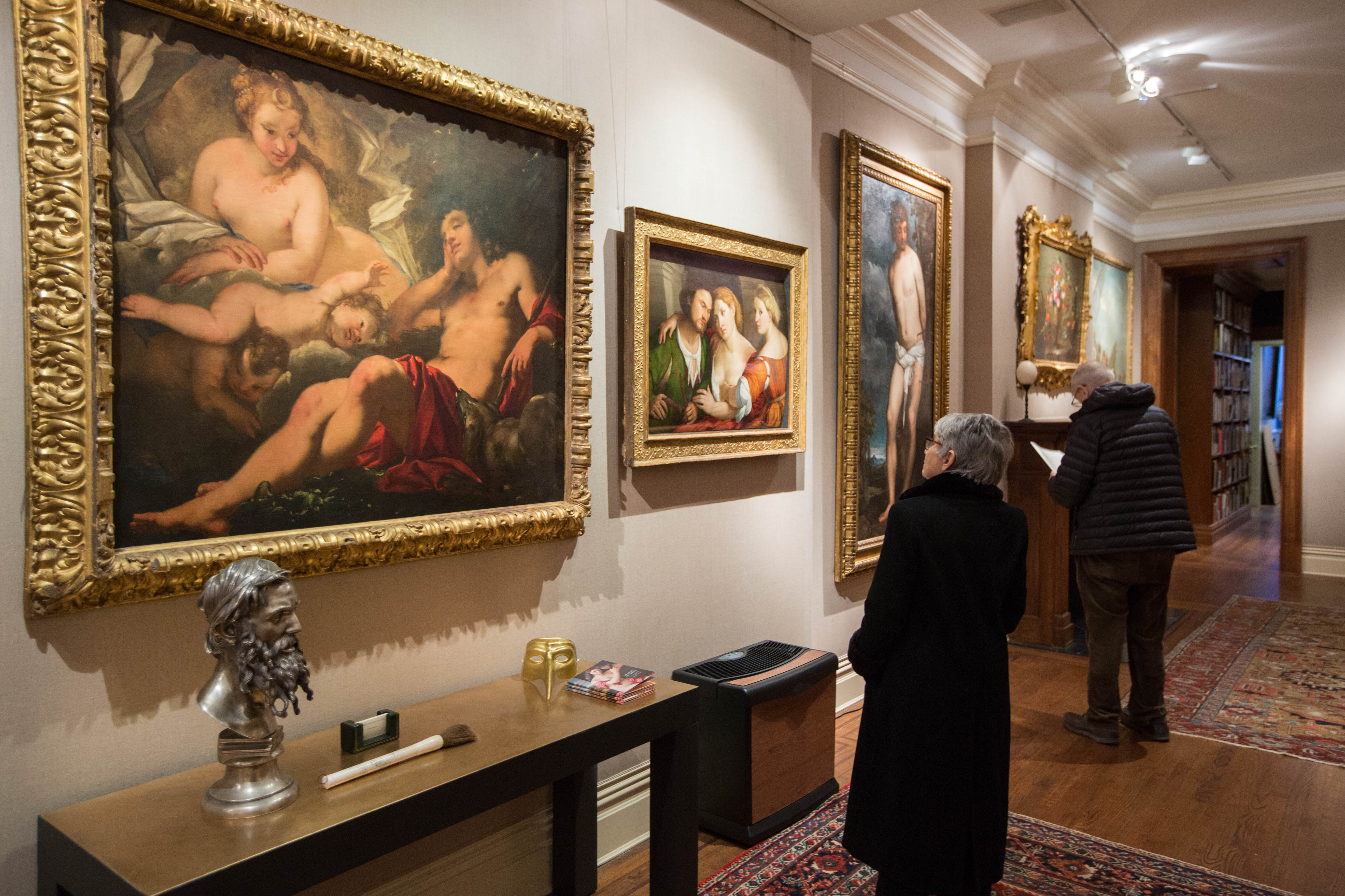 Renaissance Paintings Make a Splash—Works by Venetian Masters Unveiled to Public