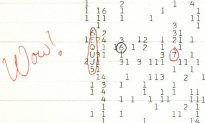 Mysterious 'Wow!' Signal From Space Deciphered, Says Astronomer