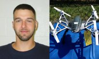 Prosecutor: Suspect Confessed to Drone-Fly Contraband to Prison