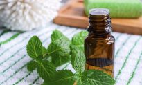 Chill Out and Soothe Pain with Mint