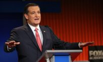Watch Ted Cruz 'Apologize' After Comment About 'New York Values'