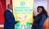 Shen Yun Story: 'How deep was your love?'