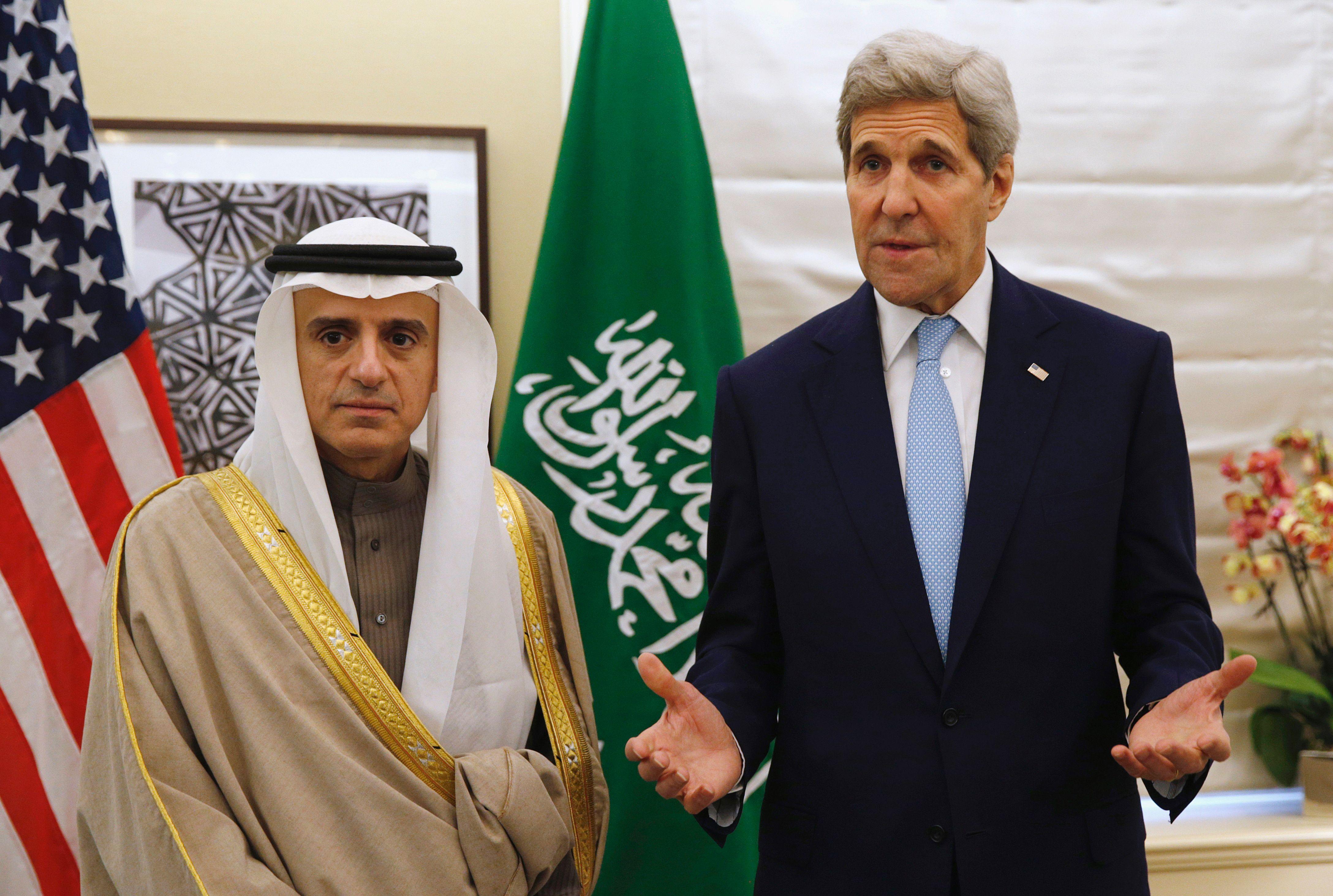 Rivalry and Mistrust Mark Relationship of Saudi Arabia and Iran