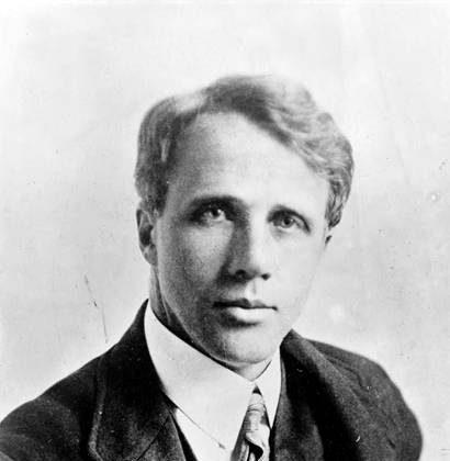 Robert Frost (Public Domain)
