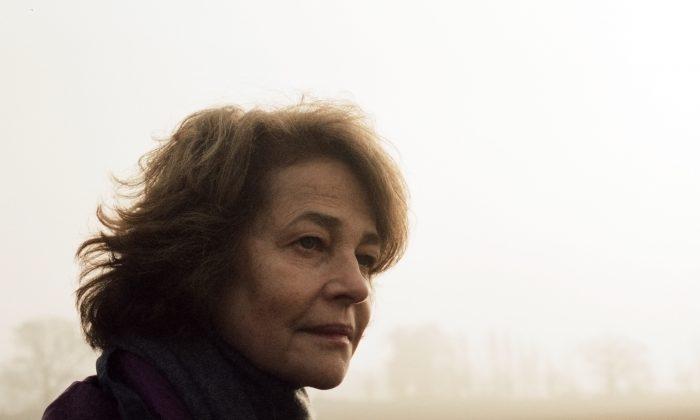 "Charlotte Rampling in a scene from ""45 Years."" (Agatha A. Nitecka/Sundance Selects via AP)"