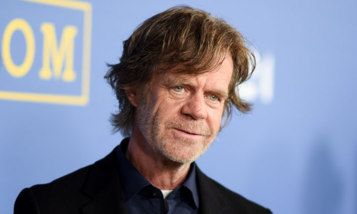 """Actor William H. Macy arrives at the LA Premiere of """"Room"""" held at the Pacific Design Center on Tuesday, Oct. 13, 2015, in West Hollywood, Calif. (Photo by Richard Shotwell/Invision/AP)"""