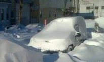 Man Makes Car That Never Gets Stuck in Snow