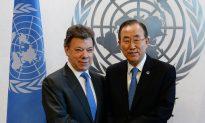 UN OKs Mission to Monitor Future Ceasefire in Colombia