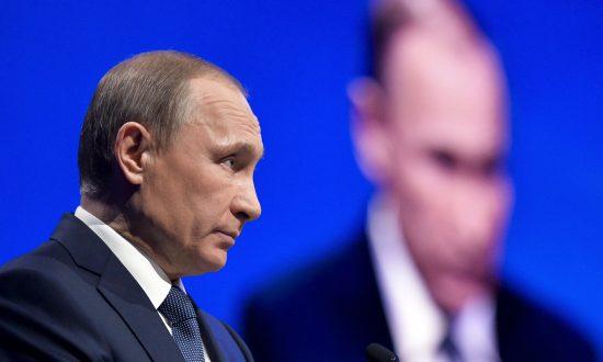 Putin Denounces Soviet Founder Lenin