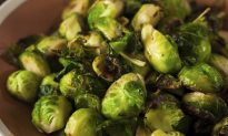 Recipe: Balsamic Drizzled Brussels Sprouts
