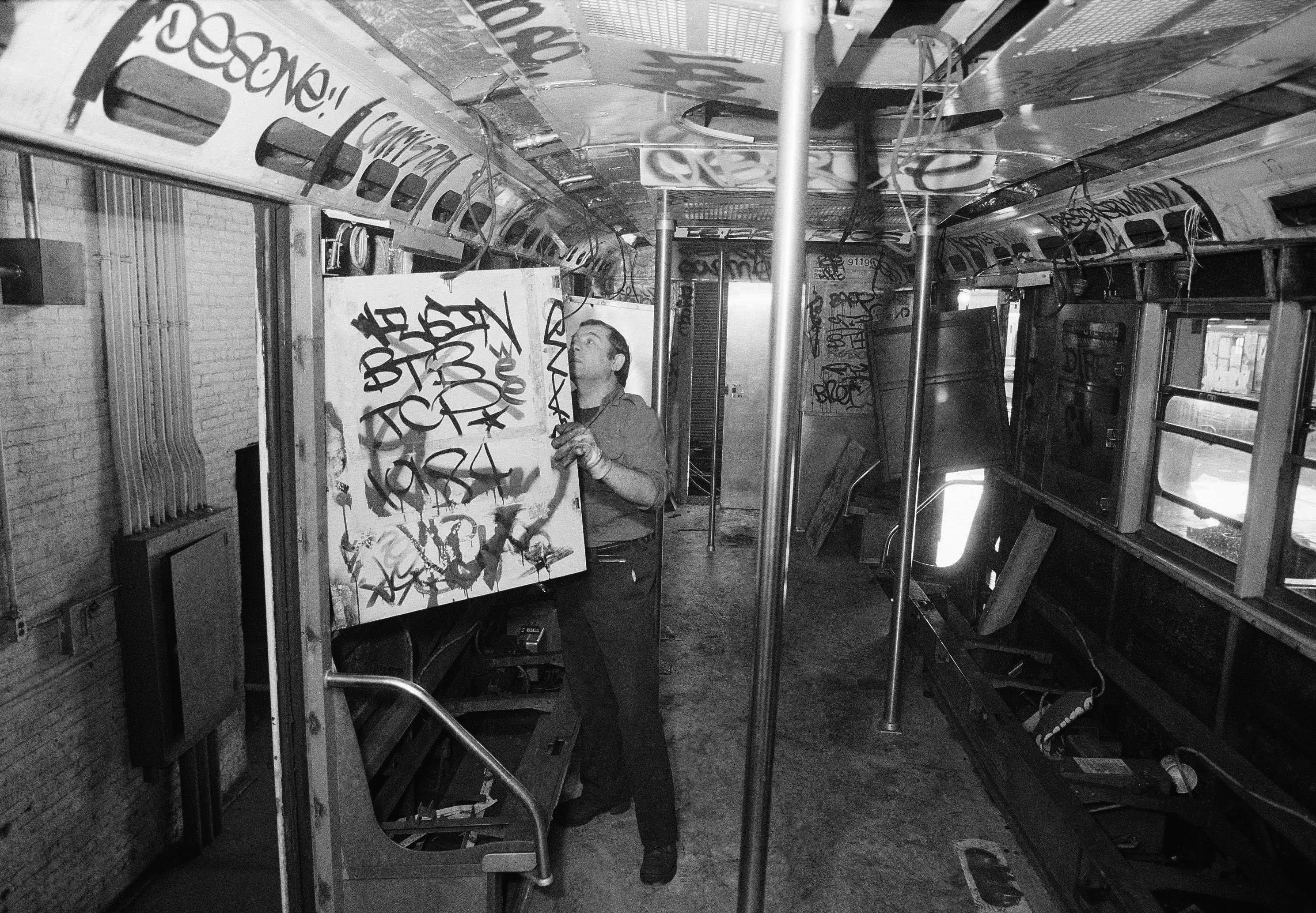 the history of the new york subway system The history behind new york city's crumbling subway john in early 2019 the l train in new york city will shut down the subway system was originally.