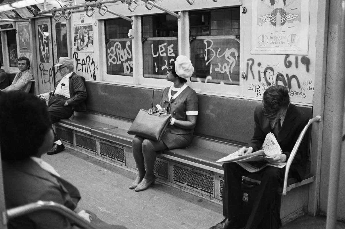 Travel Through Time On Nyc Subway With These Historical