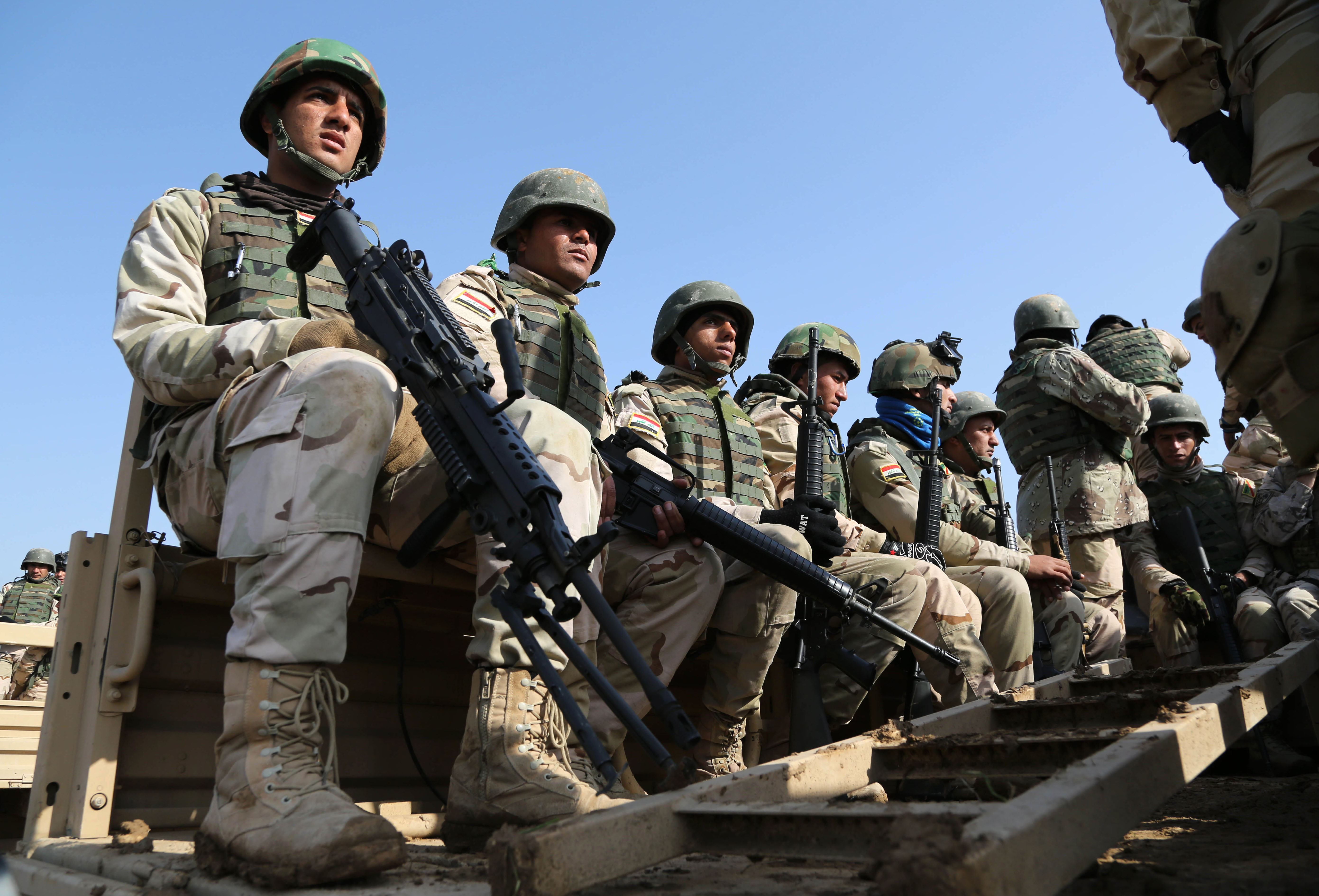 Iraq's Mosul Dam Teetering on the Brink of Collapse
