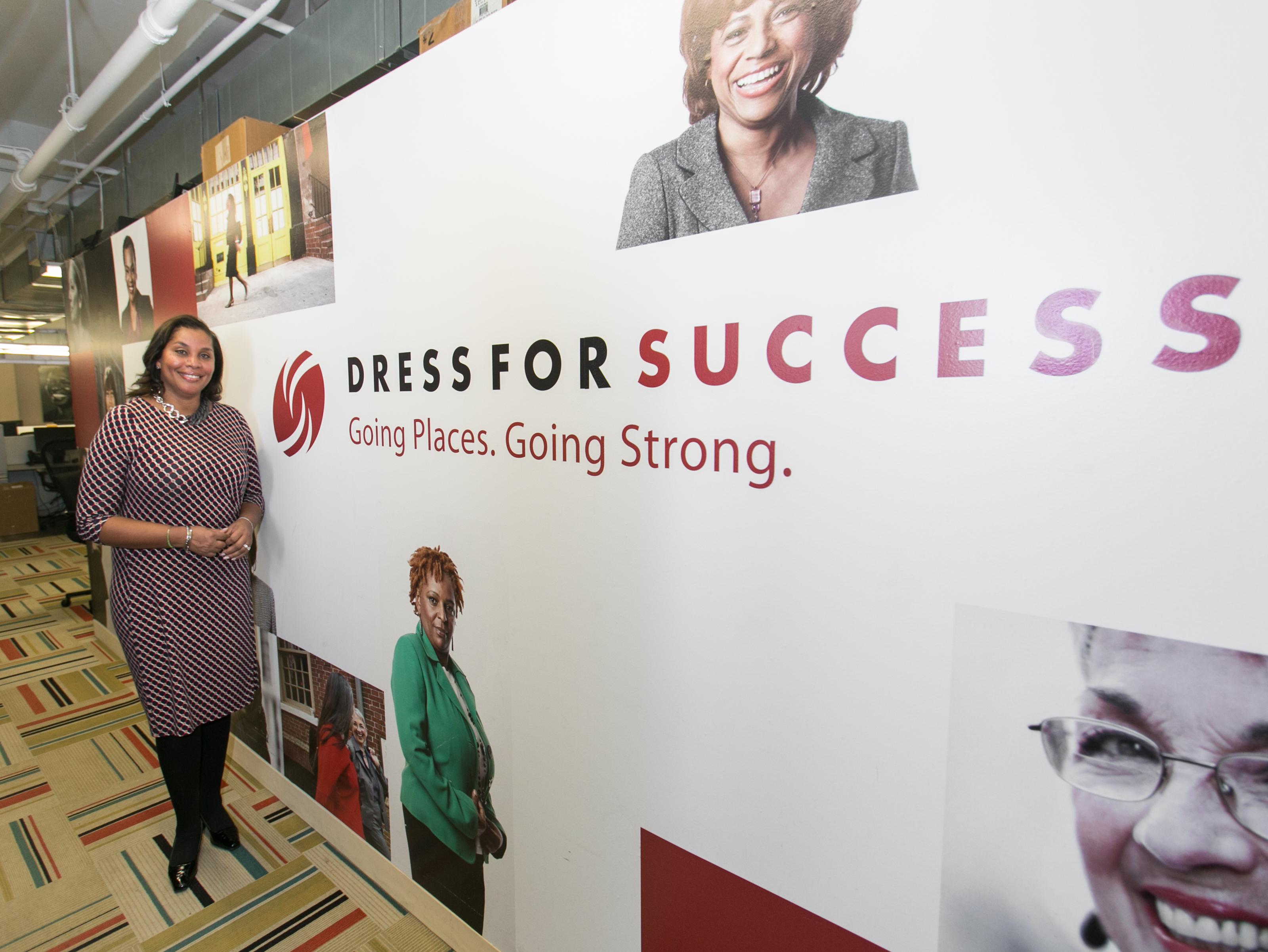 dress for success women