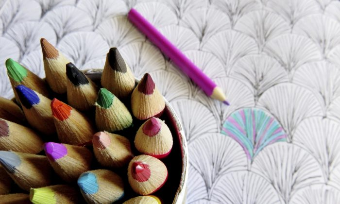 Coloring isn't just for kids anymore. (JDwow/iStock)