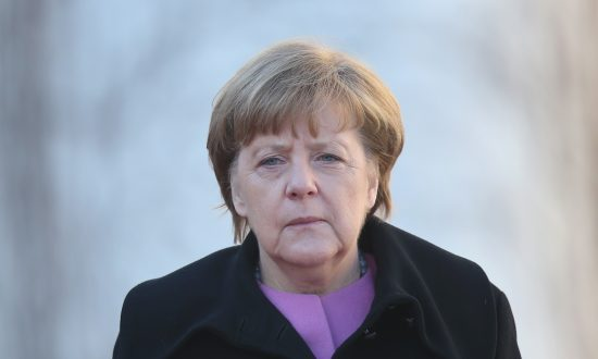 Merkel and Germany's Global Role