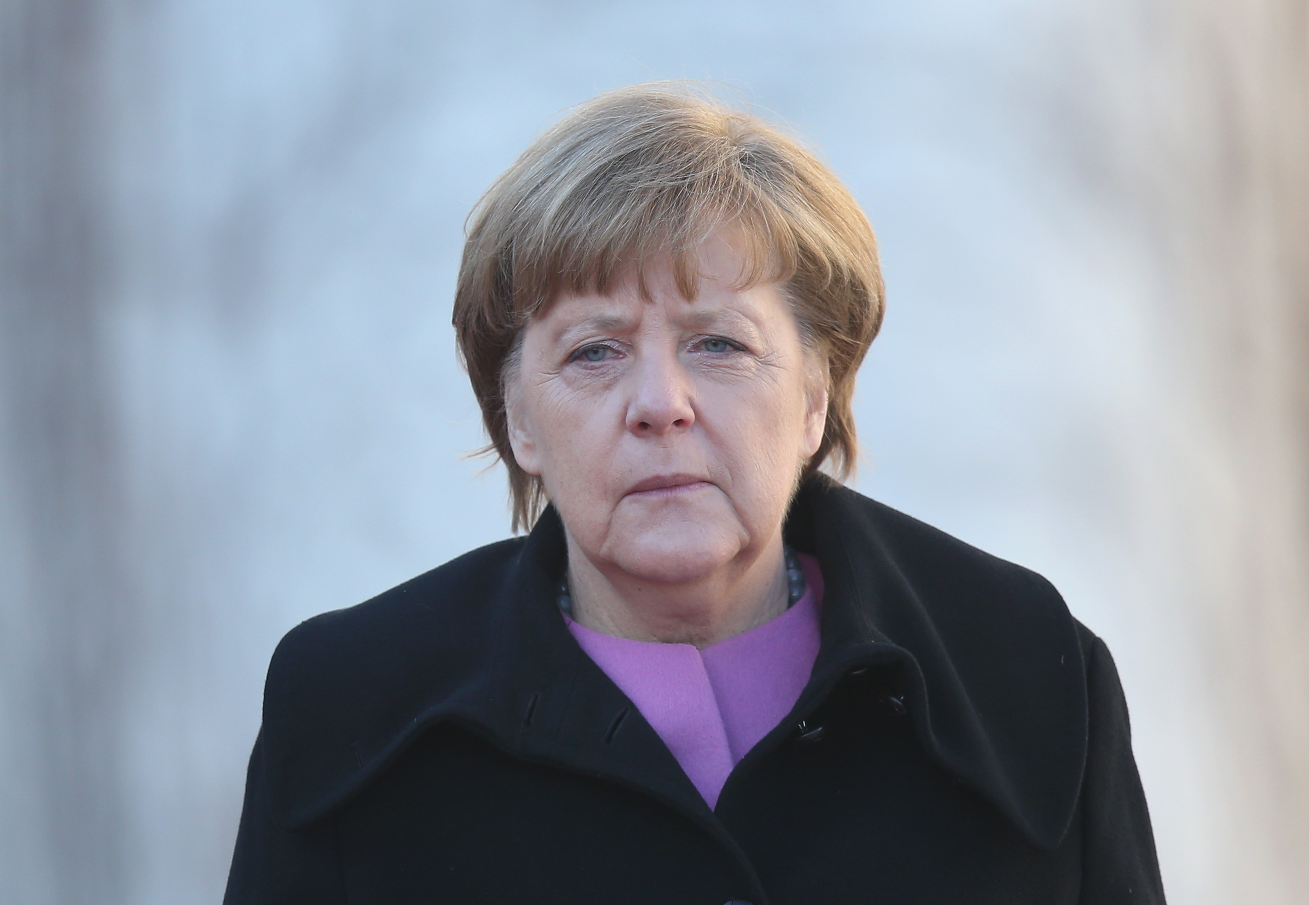 Merkel, the 'Indispensable European', Leads in Re-election Bid