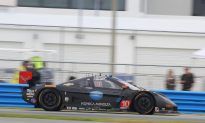 2016 WeatherTech Rolex 24 at Daytona: Two Hours to Go