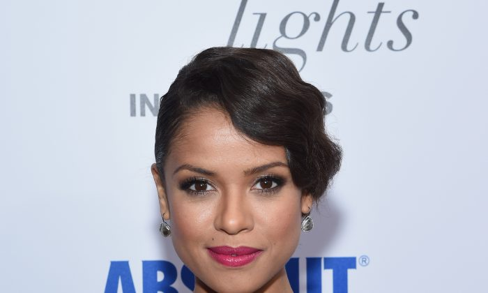"""Actress Gugu Mbatha-Raw attends The New York Premiere Of Relativity Media's """"Beyond the Lights"""" at Regal Union Square Stadium on Nov. 13, 2014 in New York City. (Larry Busacca/Getty Images/Relativity Media)"""