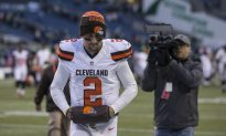 Browns Possibly Moving on From Johnny Manziel? Team Issues Statement