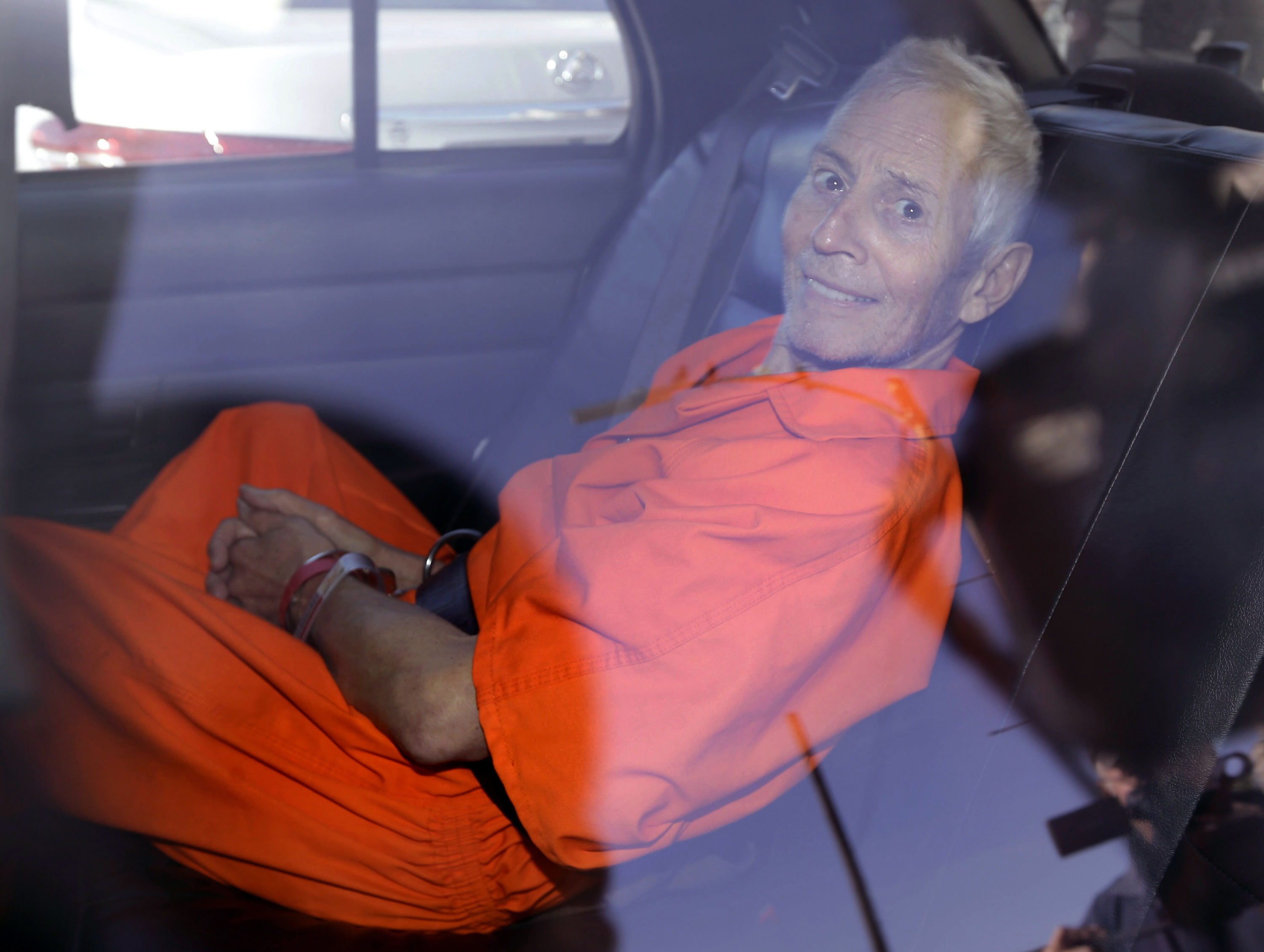 Real Estate Heir Robert Durst Sentenced to 7 Years After Plea Agreement