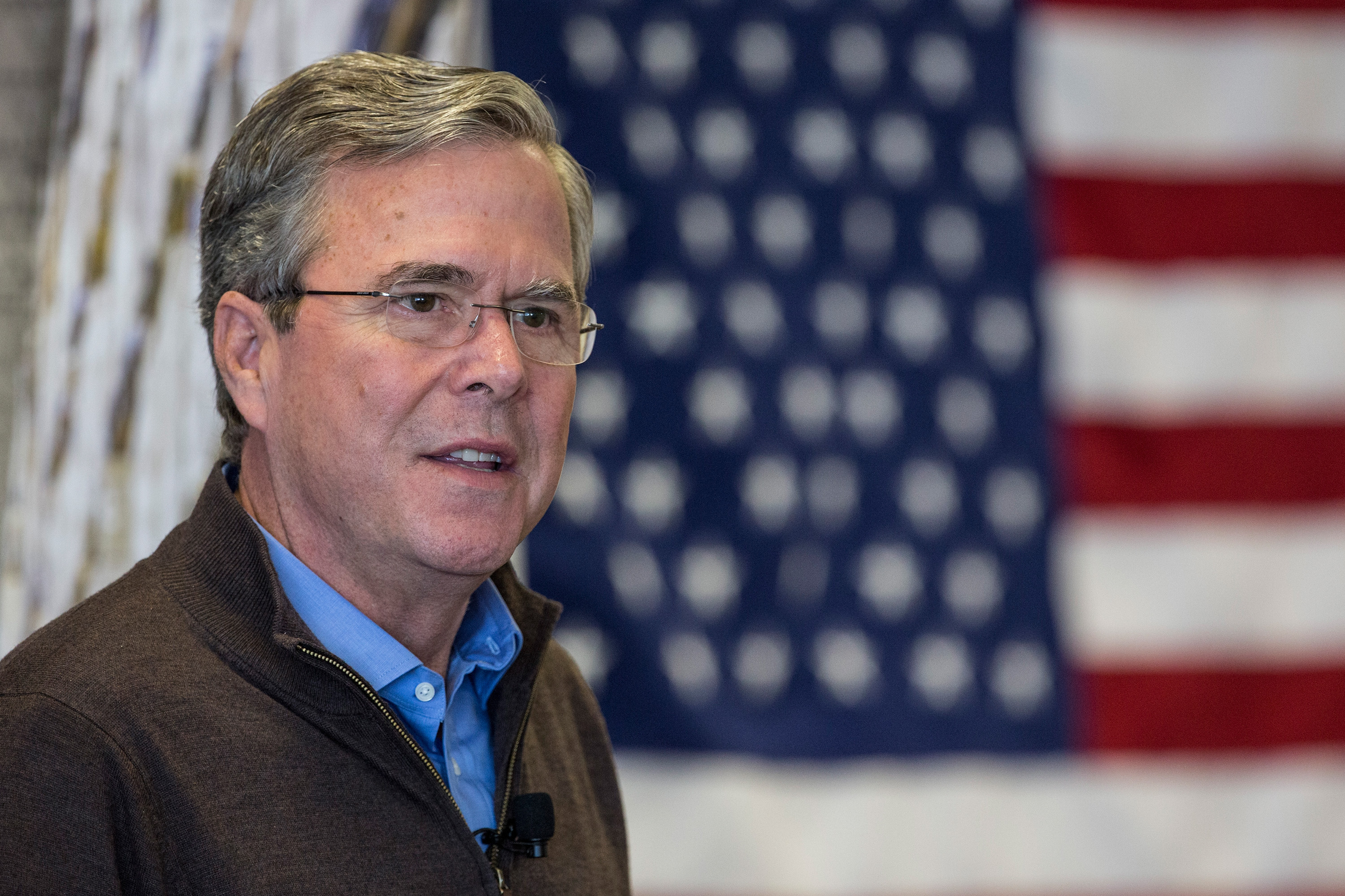 Jeb Bush Tweets a Photo of a Gun With His Name Engraved on It