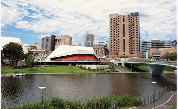 Adelaide Festival Centre, Australia. (Epoch Times)