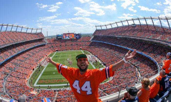 The Denver Broncos have a rabid fan base. (Justin Edmonds/Getty Images)