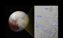 NASA Scientists Spot Mysterious 'Floating Hills' on Pluto (Video)
