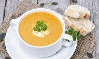 Sweet Potato Coconut Soup Recipe