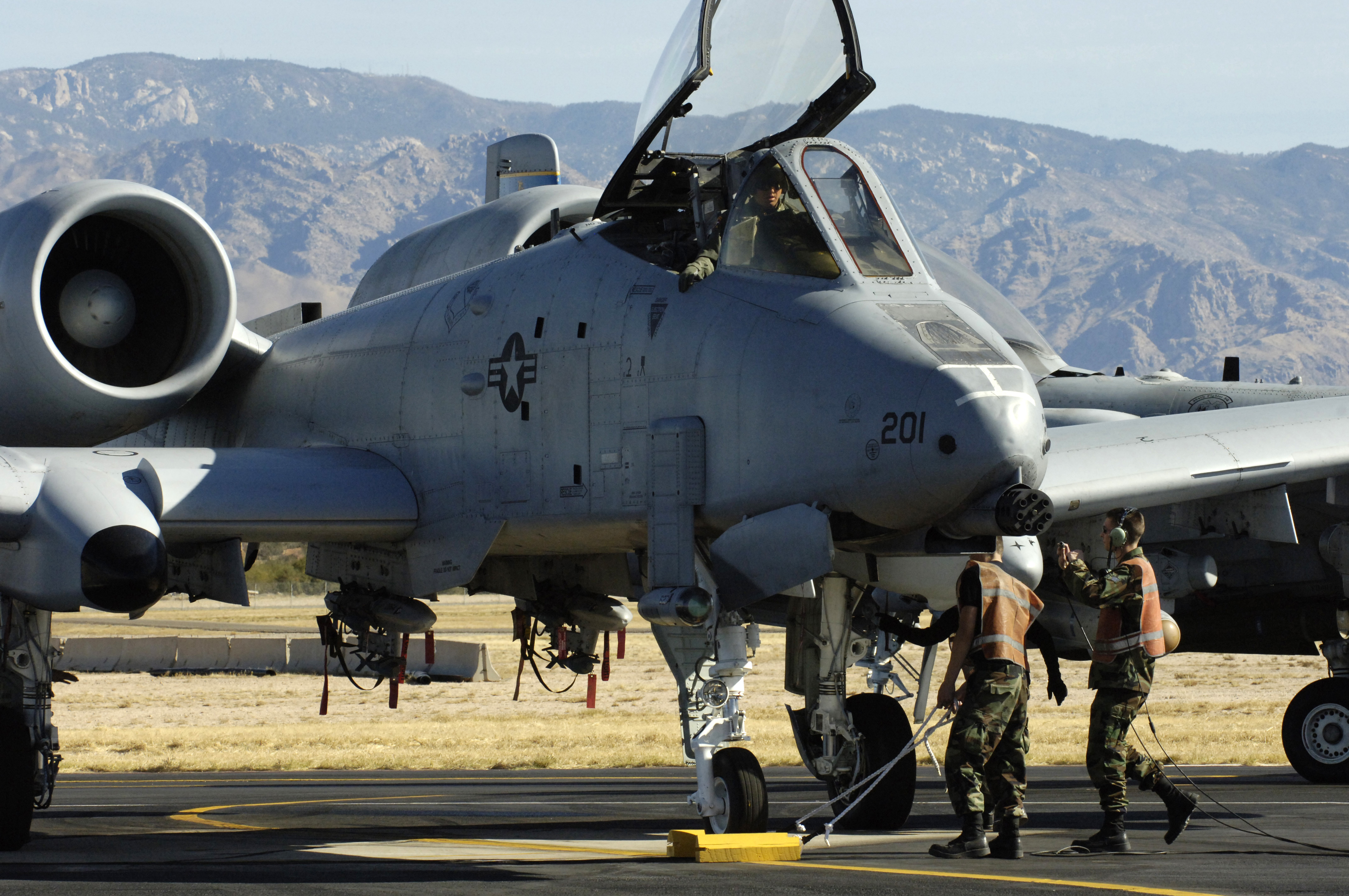 Air Force Wants Jets With Lasers Attached to Their Heads by 2023