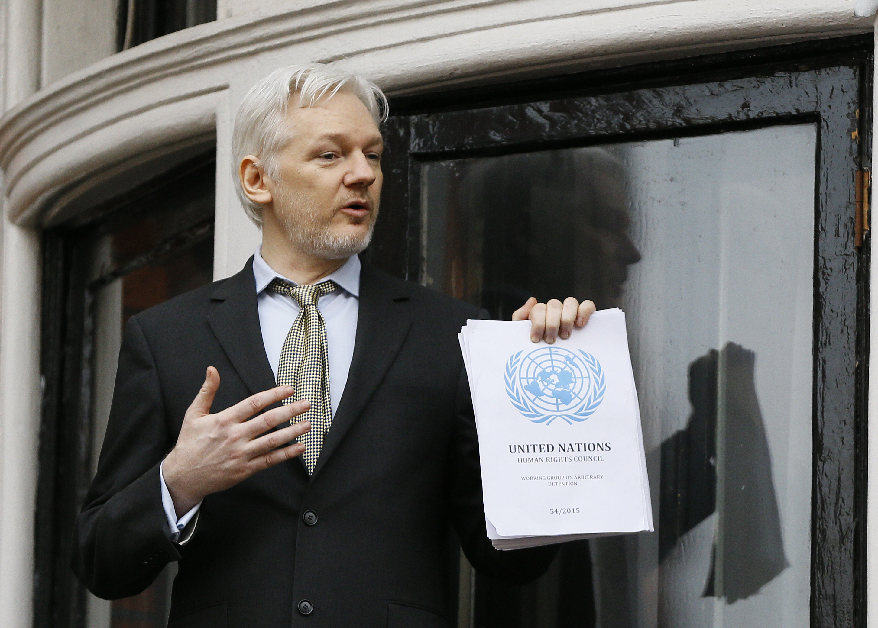 WikiLeaks' Julian Assange Will Release 'Significant' Clinton Documents Before Election